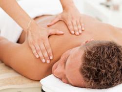 Классический медицинский массаж